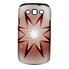 Star Christmas Festival Decoration Samsung Galaxy S Iii Classic Hardshell Case (pc+silicone)