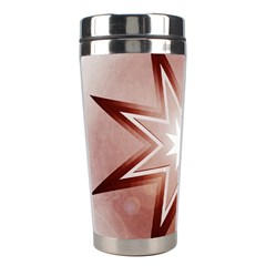 Star Christmas Festival Decoration Stainless Steel Travel Tumblers