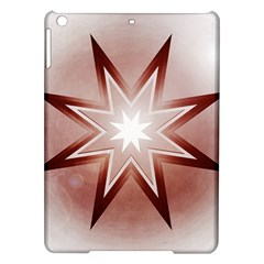 Star Christmas Festival Decoration Ipad Air Hardshell Cases