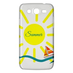 Summer Beach Holiday Holidays Sun Samsung Galaxy Mega 5 8 I9152 Hardshell Case