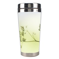 Spring Plant Nature Blue Green Stainless Steel Travel Tumblers