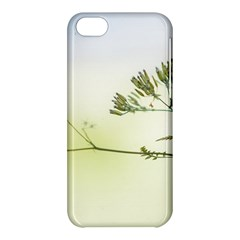 Spring Plant Nature Blue Green Apple Iphone 5c Hardshell Case