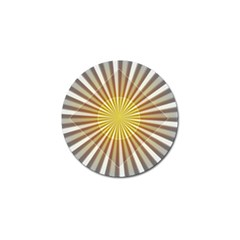 Abstract Art Modern Abstract Golf Ball Marker