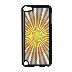 Abstract Art Modern Abstract Apple Ipod Touch 5 Case (black)