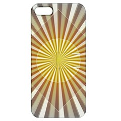 Abstract Art Modern Abstract Apple Iphone 5 Hardshell Case With Stand