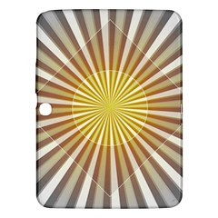 Abstract Art Modern Abstract Samsung Galaxy Tab 3 (10 1 ) P5200 Hardshell Case