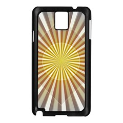 Abstract Art Modern Abstract Samsung Galaxy Note 3 N9005 Case (black)