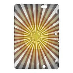 Abstract Art Modern Abstract Kindle Fire Hdx 8 9  Hardshell Case