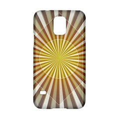 Abstract Art Modern Abstract Samsung Galaxy S5 Hardshell Case