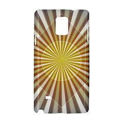 Abstract Art Modern Abstract Samsung Galaxy Note 4 Hardshell Case