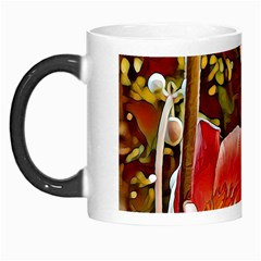 Flower Hostanamone Drawing Plant Morph Mugs