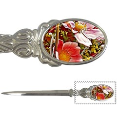 Flower Hostanamone Drawing Plant Letter Openers