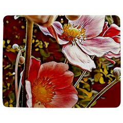 Flower Hostanamone Drawing Plant Jigsaw Puzzle Photo Stand (rectangular)