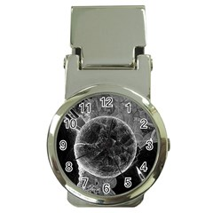 Space Universe Earth Rocket Money Clip Watches