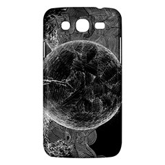 Space Universe Earth Rocket Samsung Galaxy Mega 5 8 I9152 Hardshell Case
