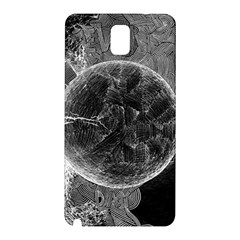 Space Universe Earth Rocket Samsung Galaxy Note 3 N9005 Hardshell Back Case