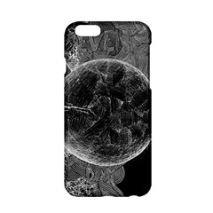 Space Universe Earth Rocket Apple Iphone 6/6s Hardshell Case