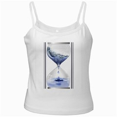 Time Water Movement Drop Of Water Ladies Camisoles