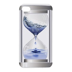 Time Water Movement Drop Of Water Apple Iphone 4/4s Hardshell Case
