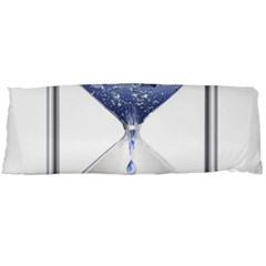 Time Water Movement Drop Of Water Body Pillow Case Dakimakura (two Sides)