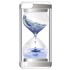Time Water Movement Drop Of Water Apple Iphone 5 Classic Hardshell Case