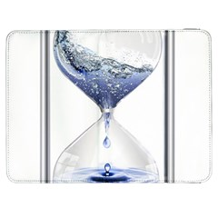 Time Water Movement Drop Of Water Samsung Galaxy Tab 7  P1000 Flip Case