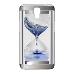 Time Water Movement Drop Of Water Samsung Galaxy Mega 6 3  I9200 Hardshell Case