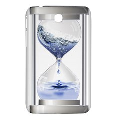 Time Water Movement Drop Of Water Samsung Galaxy Tab 3 (7 ) P3200 Hardshell Case