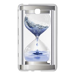 Time Water Movement Drop Of Water Samsung Galaxy Tab 4 (7 ) Hardshell Case