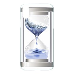 Time Water Movement Drop Of Water Apple Iphone X Hardshell Case