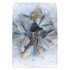 Winter Frost Ice Sheet Leaves Flap Covers (s)