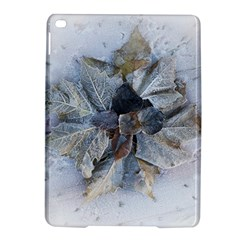 Winter Frost Ice Sheet Leaves Ipad Air 2 Hardshell Cases