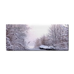 Winter Snow Ice Freezing Frozen Cosmetic Storage Cases