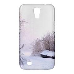 Winter Snow Ice Freezing Frozen Samsung Galaxy Mega 6 3  I9200 Hardshell Case
