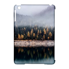 Trees Plants Nature Forests Lake Apple Ipad Mini Hardshell Case (compatible With Smart Cover)