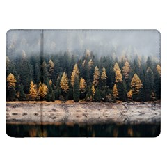 Trees Plants Nature Forests Lake Samsung Galaxy Tab 8 9  P7300 Flip Case
