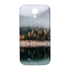 Trees Plants Nature Forests Lake Samsung Galaxy S4 I9500/i9505  Hardshell Back Case