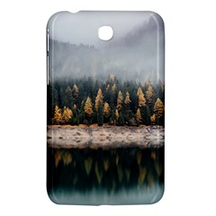 Trees Plants Nature Forests Lake Samsung Galaxy Tab 3 (7 ) P3200 Hardshell Case
