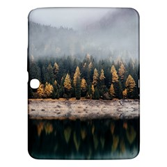 Trees Plants Nature Forests Lake Samsung Galaxy Tab 3 (10 1 ) P5200 Hardshell Case