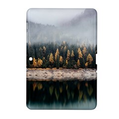 Trees Plants Nature Forests Lake Samsung Galaxy Tab 2 (10 1 ) P5100 Hardshell Case