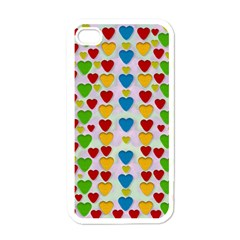 So Sweet And Hearty As Love Can Be Apple Iphone 4 Case (white)