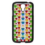 So Sweet And Hearty As Love Can Be Samsung Galaxy S4 I9500/ I9505 Case (Black) Front