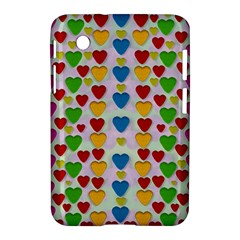 So Sweet And Hearty As Love Can Be Samsung Galaxy Tab 2 (7 ) P3100 Hardshell Case