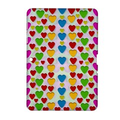 So Sweet And Hearty As Love Can Be Samsung Galaxy Tab 2 (10 1 ) P5100 Hardshell Case