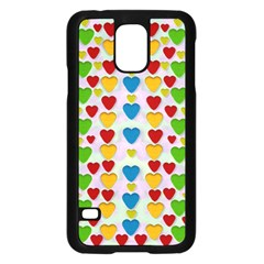 So Sweet And Hearty As Love Can Be Samsung Galaxy S5 Case (black)