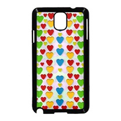 So Sweet And Hearty As Love Can Be Samsung Galaxy Note 3 Neo Hardshell Case (black)