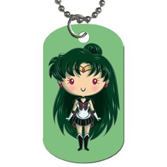 Cutie Pluto/chibimoon Dog Tag (two Sided)