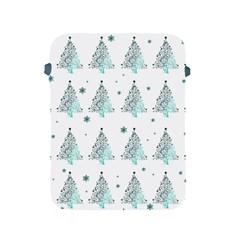Christmas Tree   Pattern Apple Ipad 2/3/4 Protective Soft Cases