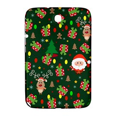 Santa And Rudolph Pattern Samsung Galaxy Note 8 0 N5100 Hardshell Case
