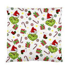 Grinch Pattern Standard Cushion Case (one Side)